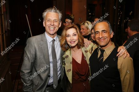 Editorial image of 'The Mystery of Love and Sex' play opening night, Los Angeles, America - 21 Feb 2016