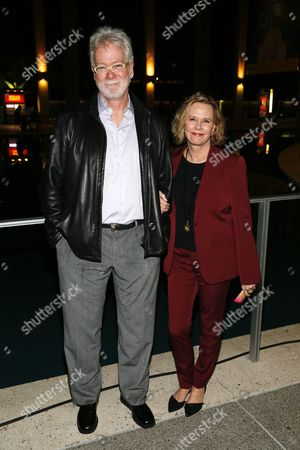 Stock Photo of John Pasquin and JoBeth Williams