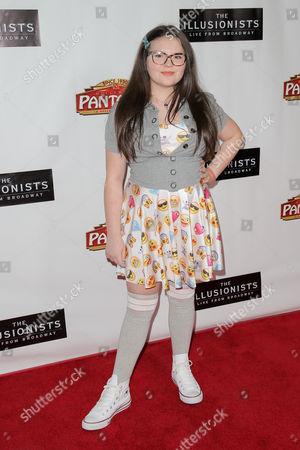 Stock Photo of Marlowe Peyton