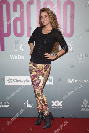 Editorial picture of 'Las Aparicio' film premiere, Mexico City, Mexico - 23 Feb 2016