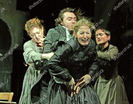 'Bronte' - Diane Beck, Matthew Thomas, Fenella Woolgar and Catherine Cusack