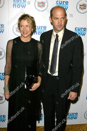 Annette Bening and Anthony Edwards
