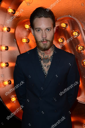 Stock Image of Billy Huxley