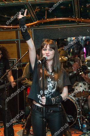 Stock Photo of Gabbie Rae