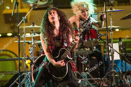 Stock Picture of Marty Friedman