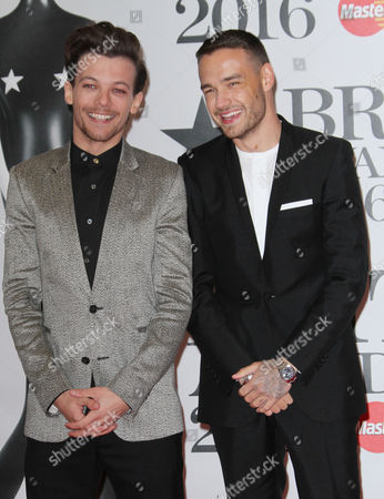 Louis Tomlinson and Liam Payne - One Direction
