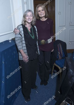 Editorial image of An Evening with Gloria Steinem, London, Britain - 24 Feb 2016
