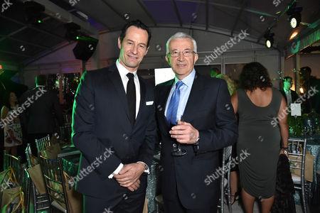 Editorial image of Global Green USA Pre-Oscar Party, Inside, Los Angeles, America - 24 Feb 2016