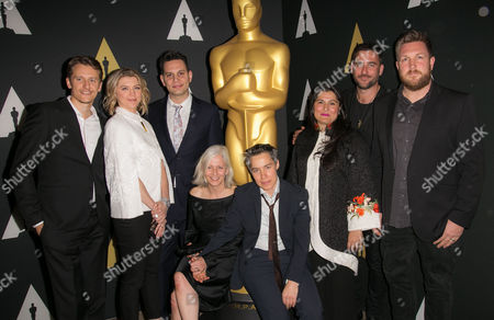 Editorial image of Oscar Celebrates: Docs event, Los Angeles, America - 24 Feb 2016