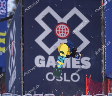 Editorial photo of Winter X Games, Oslo, Norway - 25 Feb 2016