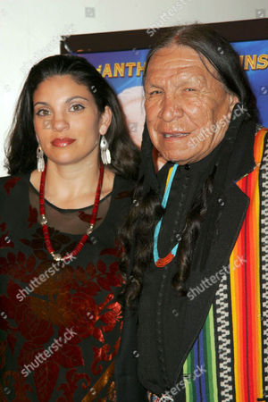 Saginaw Grant and friend