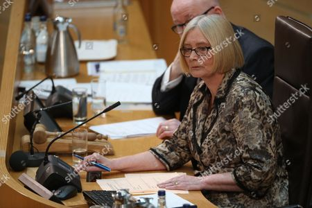 Scottish Parliament First Minister's Questions - Rt Hon Tricia Marwick, The Presiding Office of The Scottish Parliament