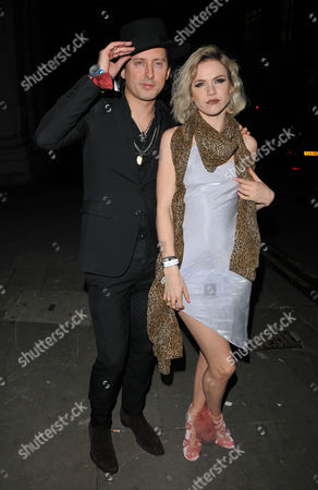 Editorial image of The Brit Awards, Warner Music Group After Party, London, Britain - 24 Feb 2016
