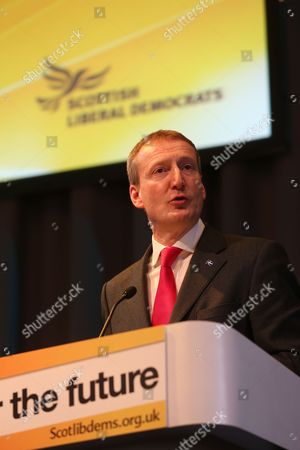Tavish Scott MSP (Shetland)
