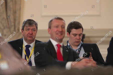 Alistair Carmichael MP (Orkney and Shetland) and Tavish Scott MSP (Shetland)