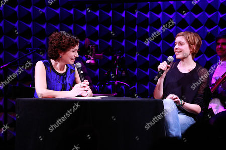 Editorial picture of 'Employee of the Month with Catie Lazarus' at Joe's Pub, New York, America - 25 Feb 2016