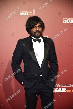 Editorial photo of 41st Cesar Film Awards, Arrivals, Paris, France - 26 Feb 2016