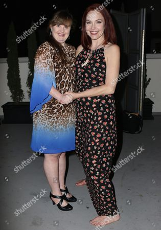 Jamie Brewer, Amy Yasbeck