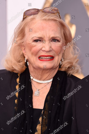 Stock Picture of Gena Rowlands