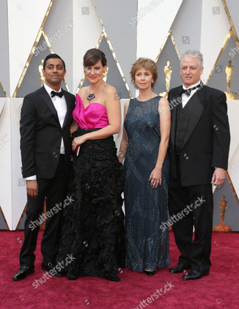Sanjay Patel, Nicole Grindle and guests