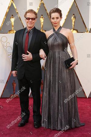 Danny Elfman and Mali Elfman