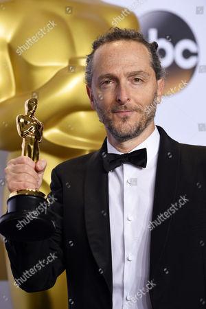 Emmanuel Lubezki - Achievement in Cinematography, The Revenant