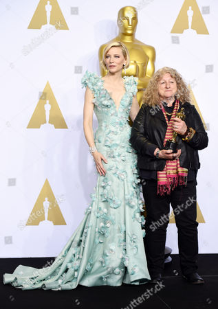 Cate Blanchett and Jenny Beavan, Costume Design, Mad Max: Fury Road