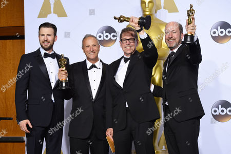 Chris Evans, Paul Massey, Mark Taylor and Mac Ruth - Achievement in Sound Mixing, The Martian