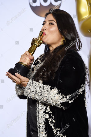 Sharmeen Obaid-Chinoy - Best Documentary Short Subject, A Girl in the River: The Price of Forgiveness