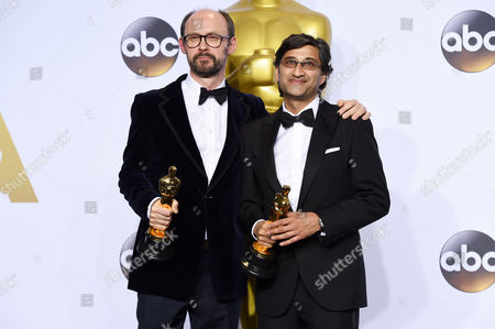 James Gay-Rees, Asif Kapadia - Best Documentary Feature, Amy