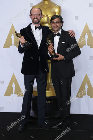 James Gay-Rees and Asif Kapadia - Best Documentary Feature, Amy