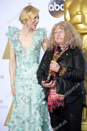 Cate Blanchett and Jenny Beavan - Costume Design, Mad Max: Fury Road
