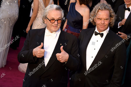 Editorial photo of 88th Annual Academy Awards, Arrivals, Los Angeles, America - 28 Feb 2016