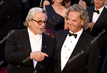 George Miller and Doug Mitchell