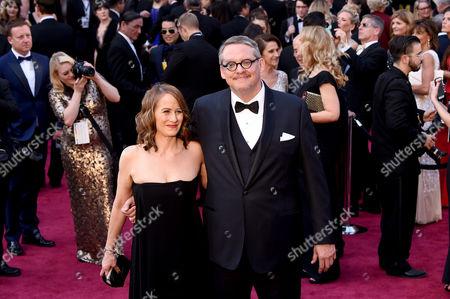 Adam McKay and Shira Piven