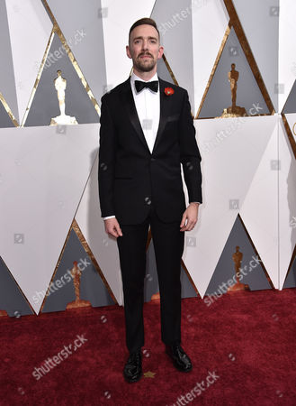Editorial image of 88th Annual Academy Awards, Arrivals, Los Angeles, America - 28 Feb 2016
