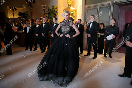Editorial photo of 88th Annual Academy Awards, Governor's Ball, Inside, Los Angeles, America - 28 Feb 2016