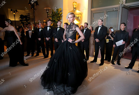 Editorial picture of 88th Annual Academy Awards, Governor's Ball, Inside, Los Angeles, America - 28 Feb 2016