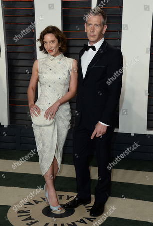 Stock Picture of Emma Forrest and Ben Mendelsohn