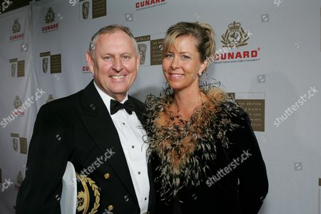 Cunard Captain David Christie