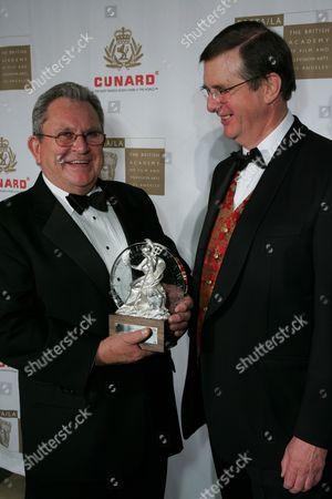 Editorial photo of BAFTA BRITANNIA AWARDS, BEVERLY HILLS, AMERICA - 10 NOV 2005