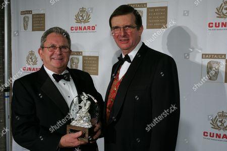 Stock Photo of Gary Dartnall and Mike Newell
