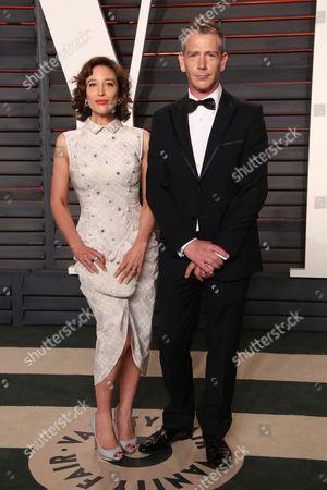 Editorial image of Vanity Fair Oscar Party, Los Angeles, America - 28 Feb 2016