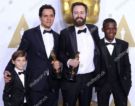 Jacob Tremblay, Shan Christopher Ogilvie, Benjamin Cleary, Abraham Attah