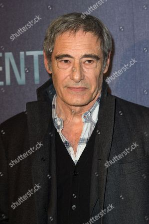 Editorial picture of 'Eperdument' film premiere, Paris, France - 29 Feb 2016