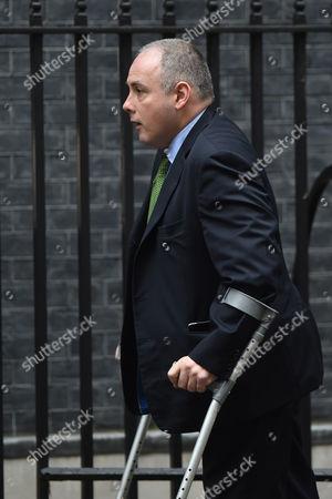 Minister without Portfolio Robert Halfon