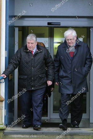 Editorial image of Omagh bomb case, Ballymena, Northern Ireland - 01 Mar 2016