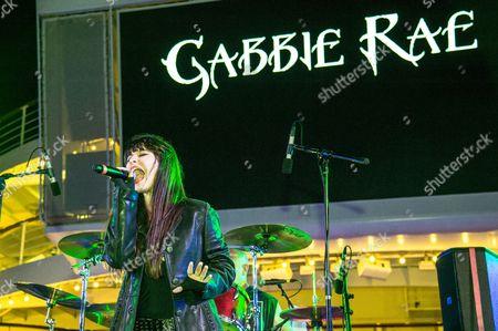 Editorial image of Axes & Anchors Rock Music Cruise, Miami, America - 22 Feb 2016