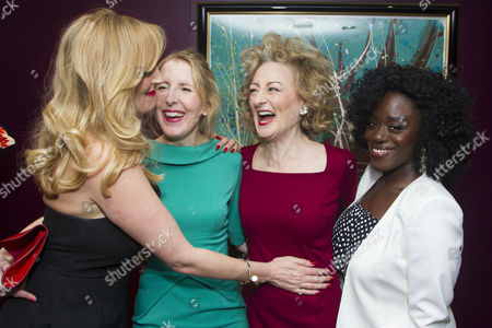 Editorial picture of 'Welcome Home, Captain Fox!' play, After Party, London, Britain - 1 Mar 2016