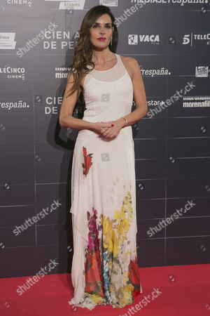 Editorial image of 'One Hundred Years of Forgiveness' film premiere, Madrid, Spain - 01 Mar 2016